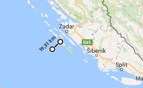 Kroatische Bootsführerscheine Gültigkeit 12 Meilen