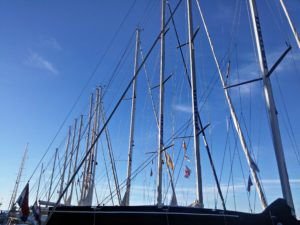 Flottillen-Segeln Törn