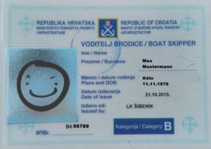 Bootsführerschein Boat Skipper B