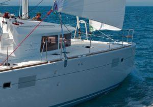 Katamaran Lagoon komfortabel segeln