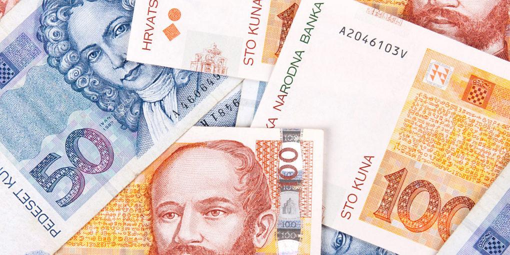 Kroatien Geld umtauschen