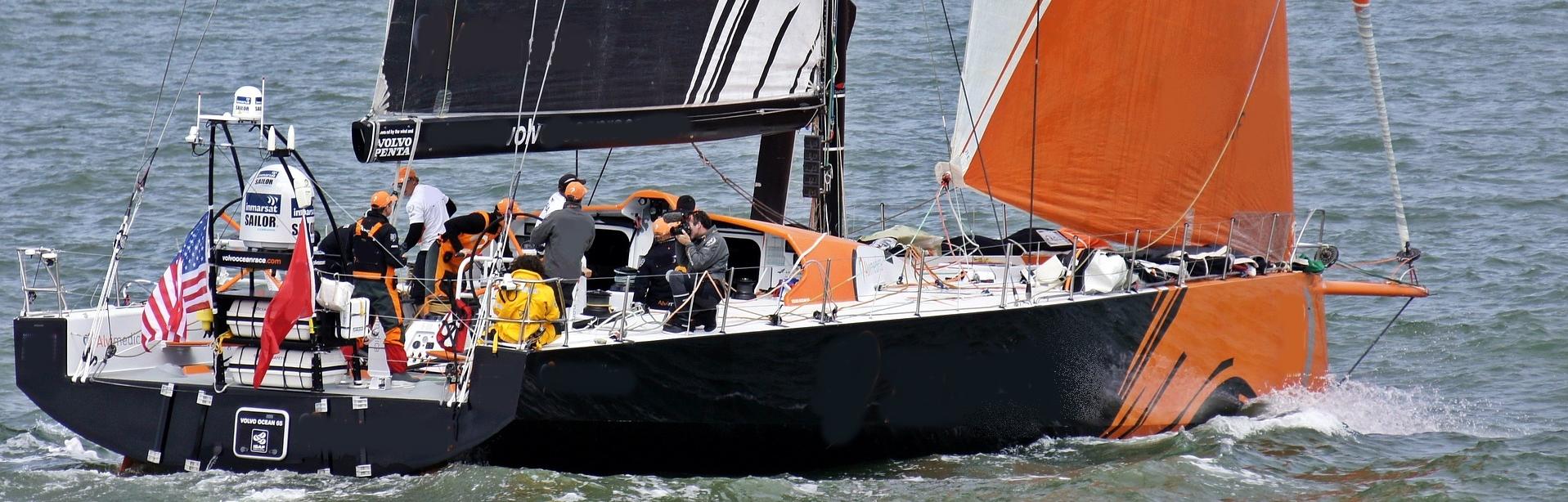 teambuilding an bord eines Segelschiffes