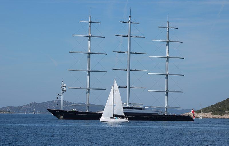 Bootsregistrierung unter kroatischer flagge