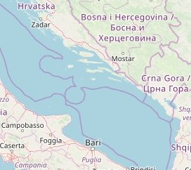 unregelmäßiger Verlauf der Seegrenze von Kroatien, Bootsführerscheine, einklarieren