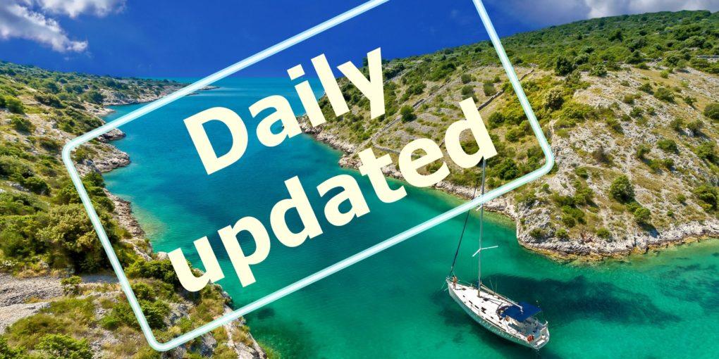 Einreise Kroatien Corona Boot anmelden