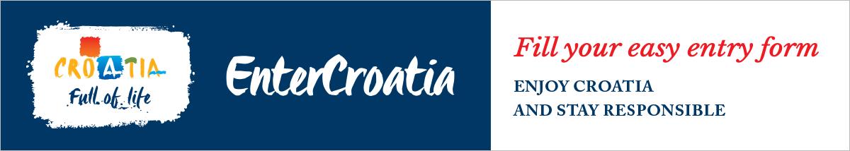 entercroatia online registrierung einreise Kroatien bootsanmeldung