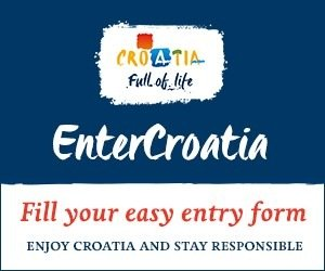 EnterCrotia online portal Einreise Kroatien